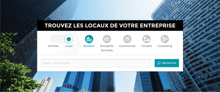 accueil site BureauxLocaux