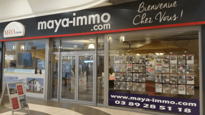 emplacement commercial Maya-immo