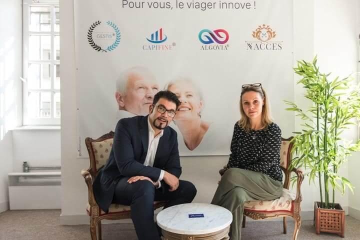 M. Ouhibi Cofondateur de Viager Consulting Group