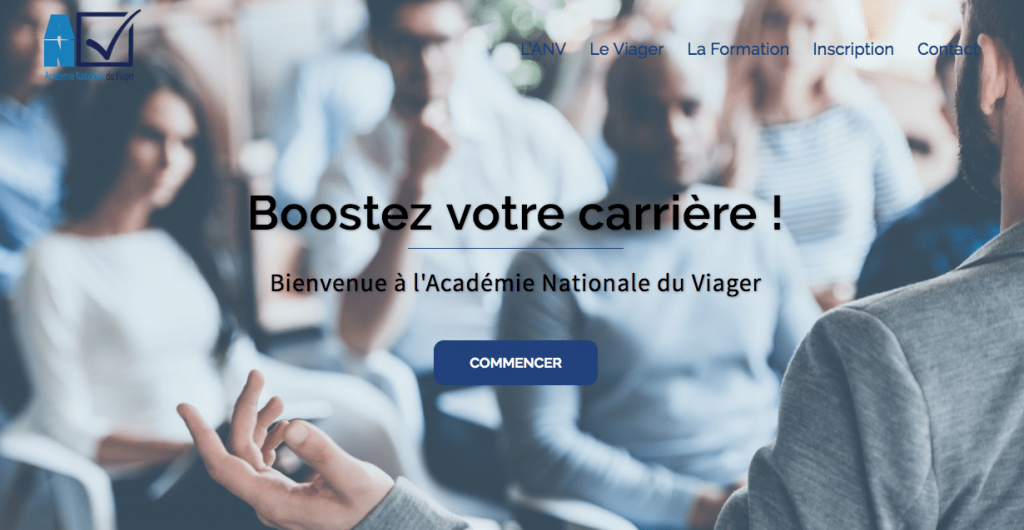 acacademie national du viager