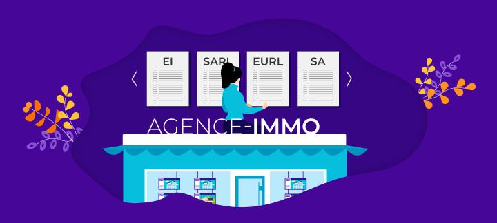 Choisir le meilleur statut juridique pour ouvrir une agence immo