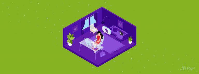 Télétravail et agence immobilière