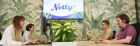 Photo de l'équipe Netty